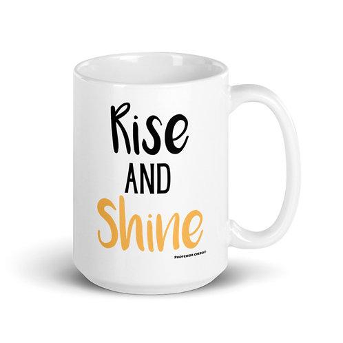 Rise And Shine 15 oz Mug