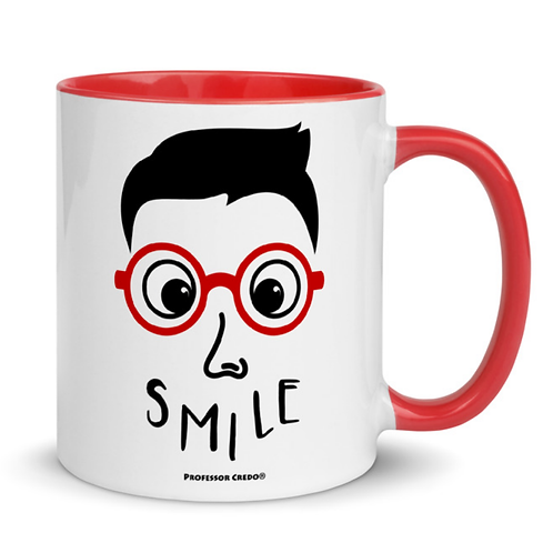 Professor Credo® Smile Mug 11 oz