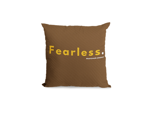 FEARLESS Pillow