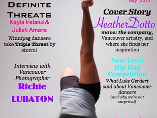 Interview: Industry Dance Magazine