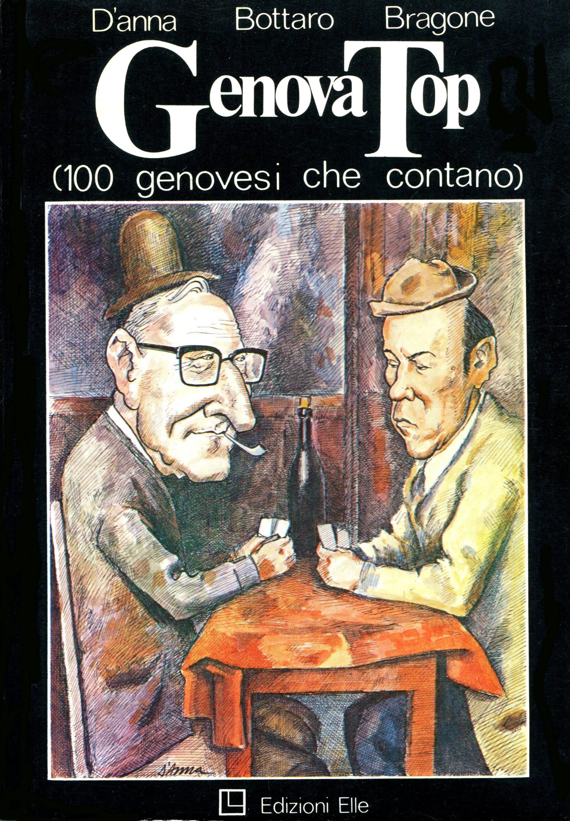 GenovaTop - copertina