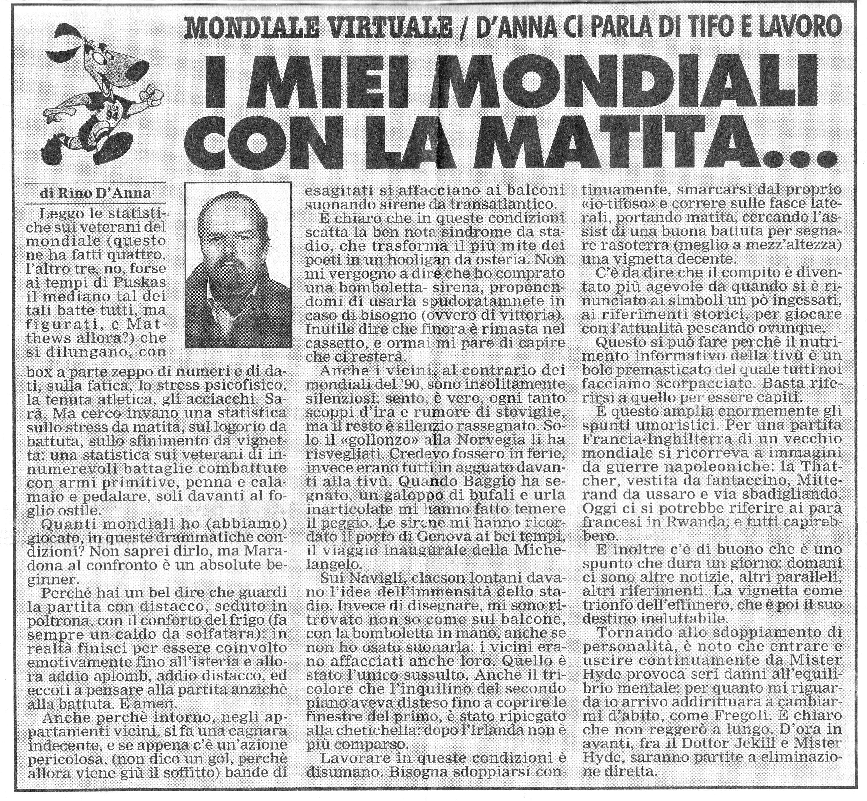 La Notte 30-6-1994