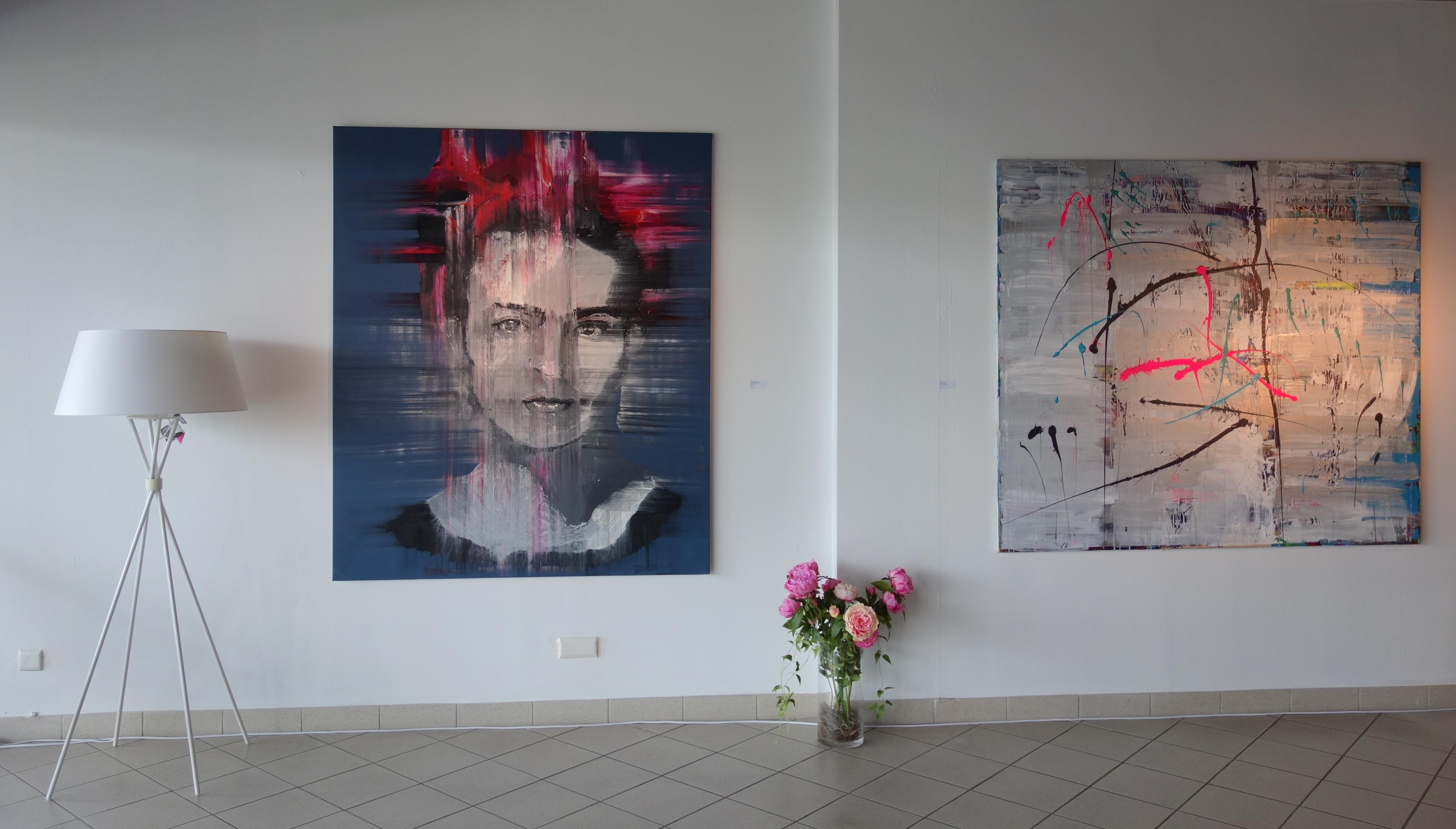 Anna Schellberg und Petra Rosen