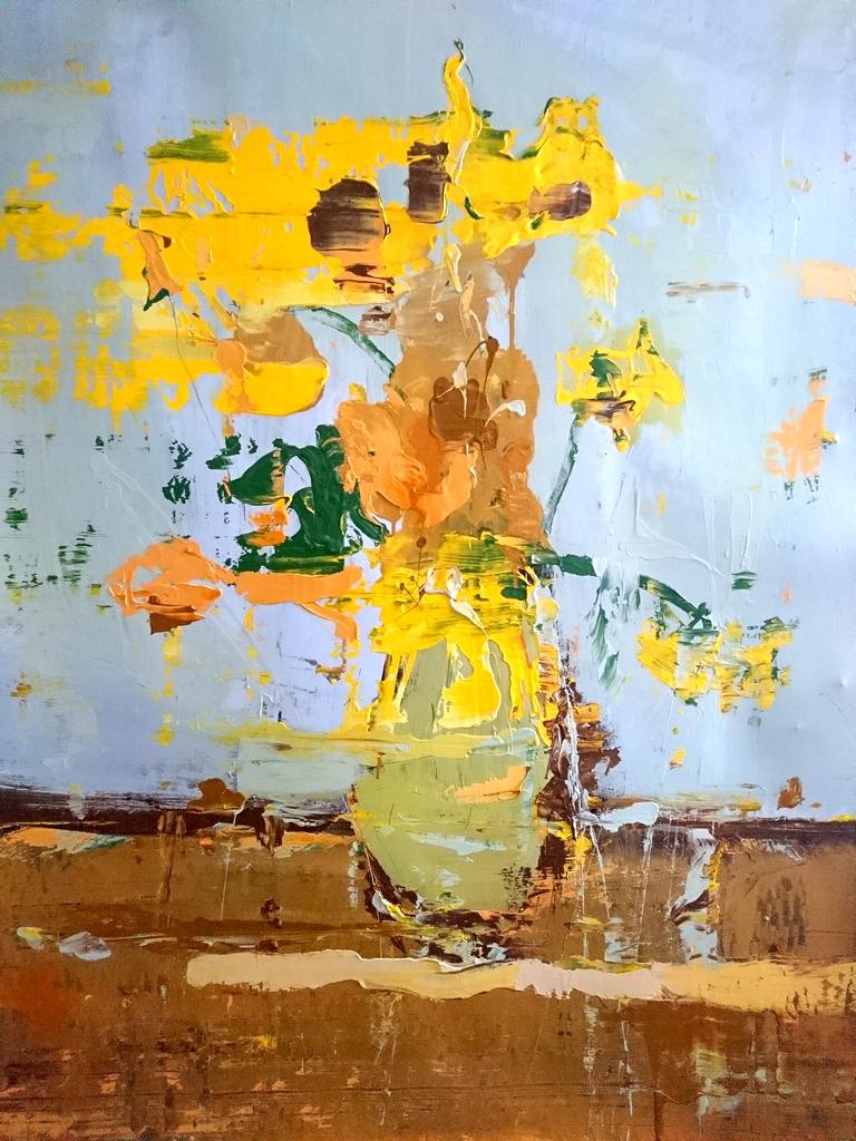 Lars teichmann_Sunflowers I