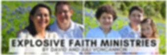 explosive-faith-ministries-david-juli-vo