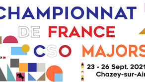 CSO MAJORS : LES CHAMPIONNATS DE FRANCE BIENTÔT DANS VOTRE RÉGION !