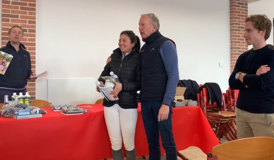 Emmanuelle Pene Banomyong, meilleure cavalière Sport Études Excellence de France 2020 !