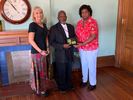 Community Clean Sweep Awards Presented