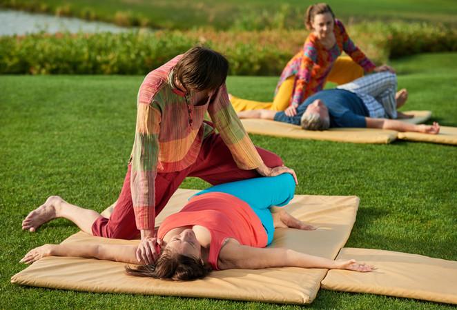 Thai Massage Workshops