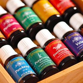 Essential oil therapy (aka Aromatherapy)