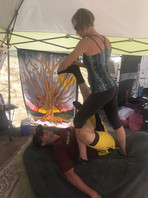 Thai Massage at the Go Pro Games