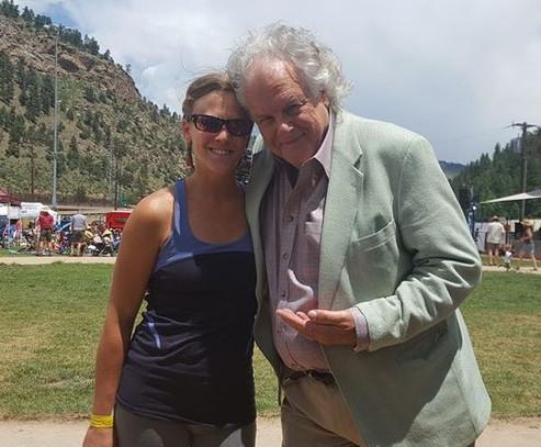 Peter Rowan at RapidGrass, Idaho Springs