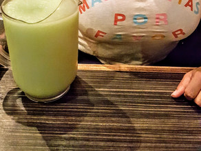 Get the Large Pitcher of Margs! Wine not?