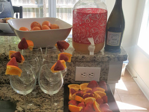 Lemonade, Mimosas, and Margaritas. Oh My!