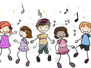 Müzik, Çocuk ve Oyun