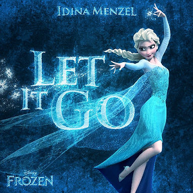 Let It Go (Frozen)(Keman)