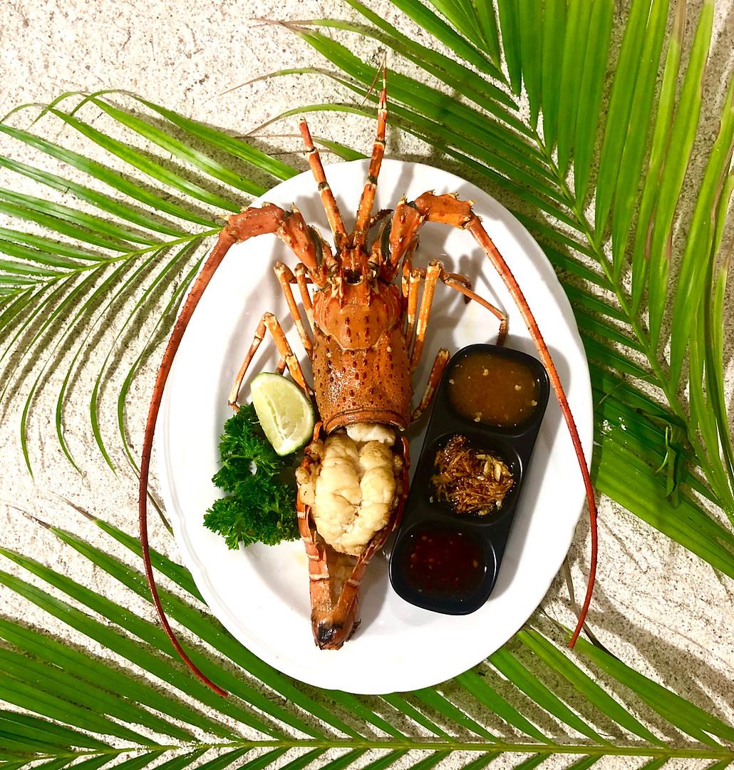 Grill Phuket Lobster