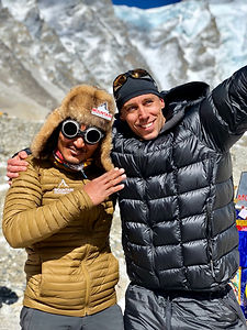 Everest Basecamp - Tashi & Alex