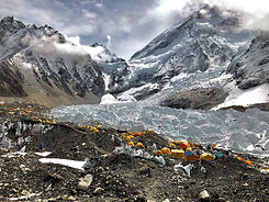 Everest Basecamp & Khumbu Icefall