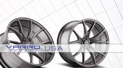 Varro Wheels Wall