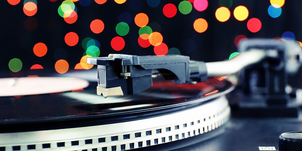 Holiday Vinyl Night!