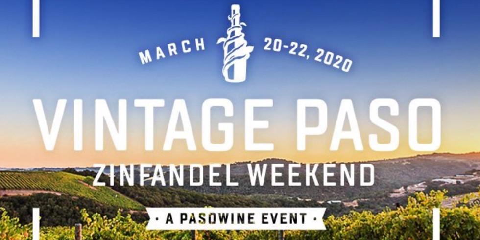 Vintage Paso Zinfandel Festival