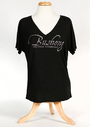 Women's V Neck Loose T