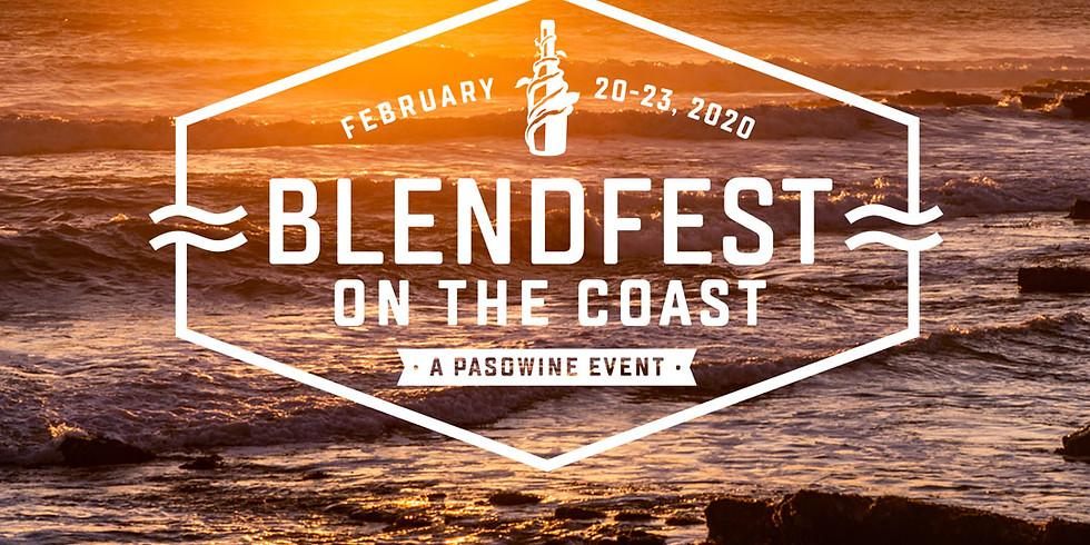 Winemaker Dinner - BlendFest on the Coast