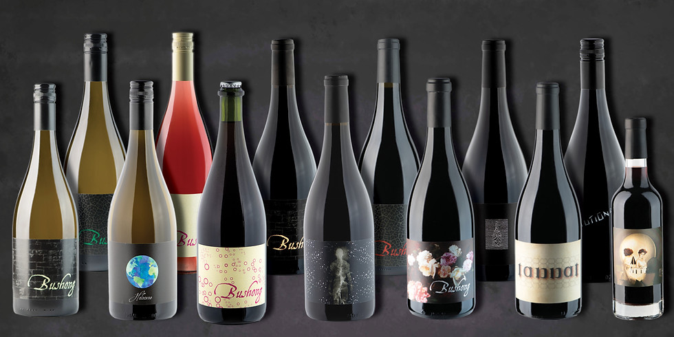 Vintage Fest (1/3): Anything But Zin