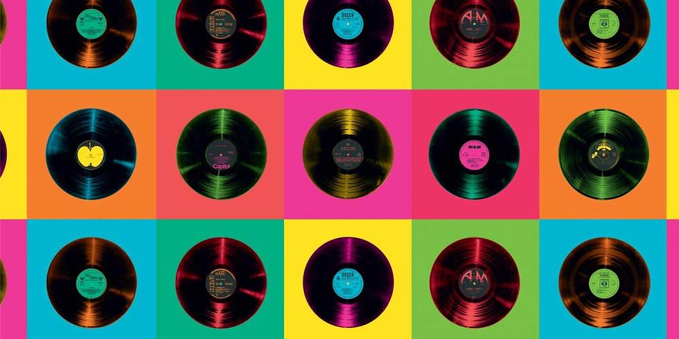 Vinyl Night! 5-9 Friday July 26th