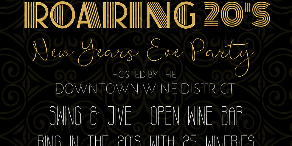 Downtown Wine District New Years Eve Party!