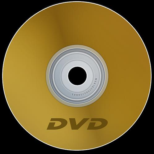 Sandie Revue DVD