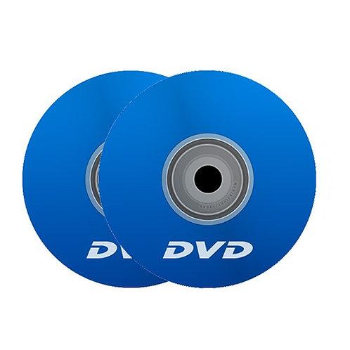 Sandie Revue DVD/Blu-Ray Combo