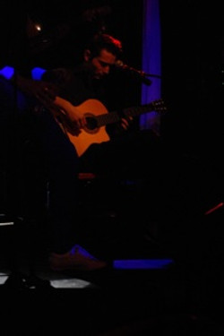 Concert Le Canotier - Paris, 2009