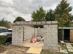 Blockwork, Brickwork
