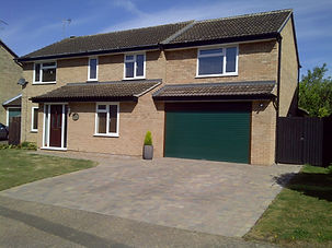 2 storey extension included kitchen and bathrooms