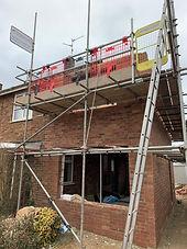 2 storey extension