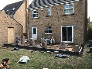 Groundwork- Foundations and Drainage