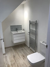 Alterations- Move bathroom and renovate