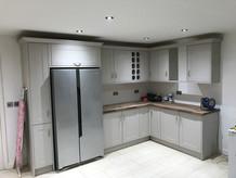 Single storey kitchen extension-GMFBuild