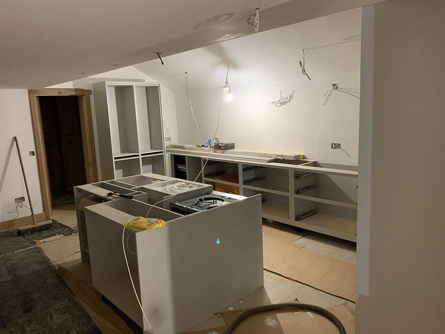 Mouse Cottage Renovation - Internals (64