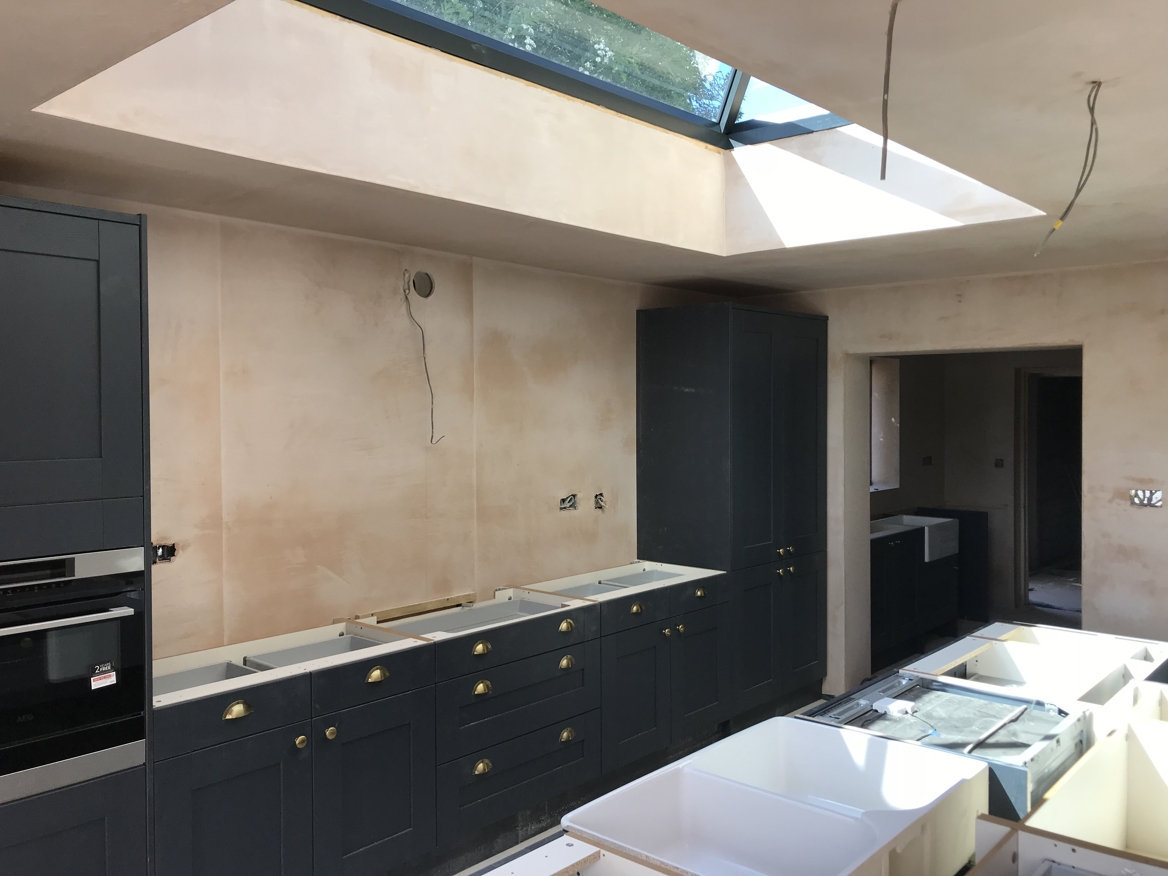 Kitchen extension-gmfbuilderspeterboroug