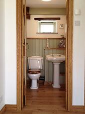 Cloakroom, w/c, toilet