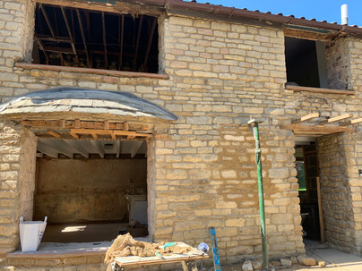 Mouse Cottage Extension and Renovation E