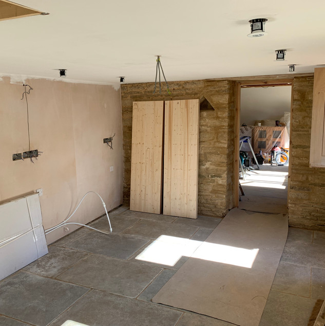 Barn Extension-gmfbuilderspeterborough (