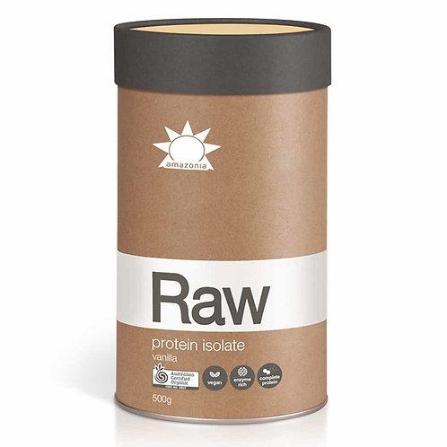 Raw Protein Isolate - Vanilla 1kg