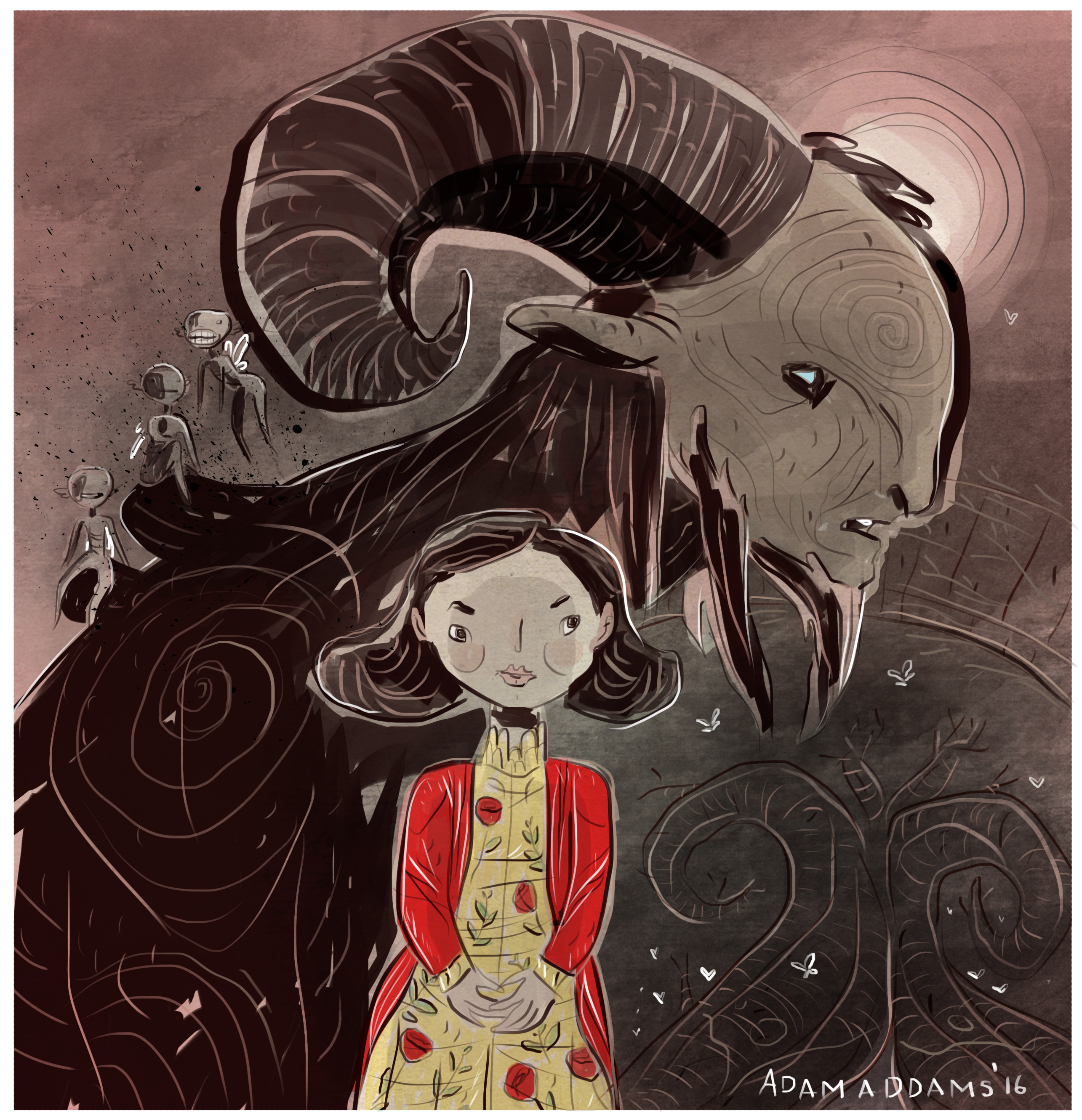 Pan's Labyrinth commission