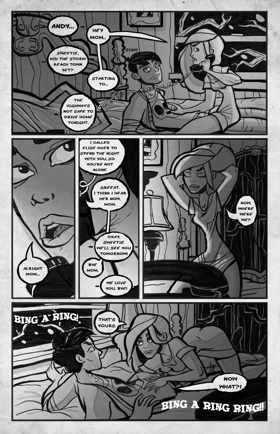 Blood page 8