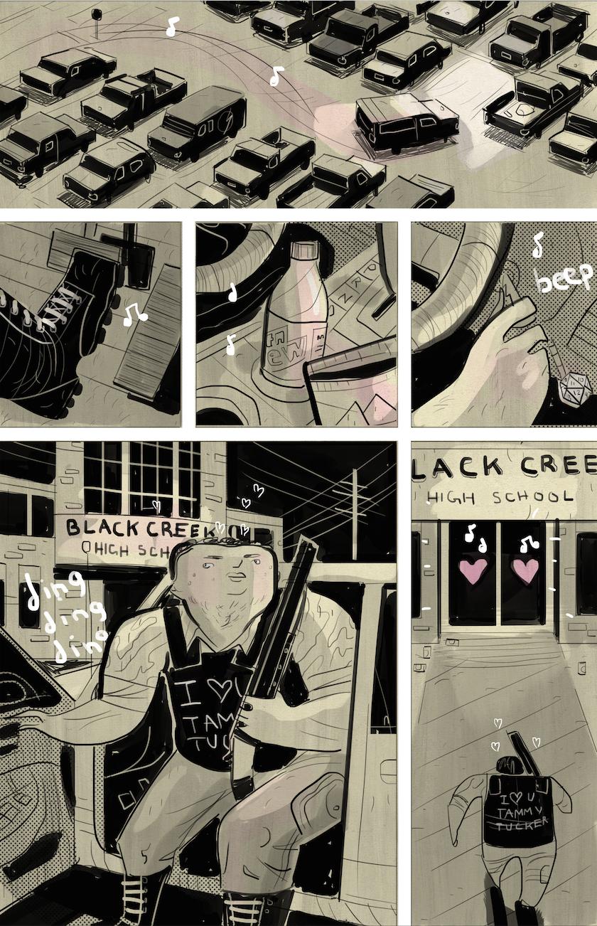 I <3 U Tammy Tucker page 1