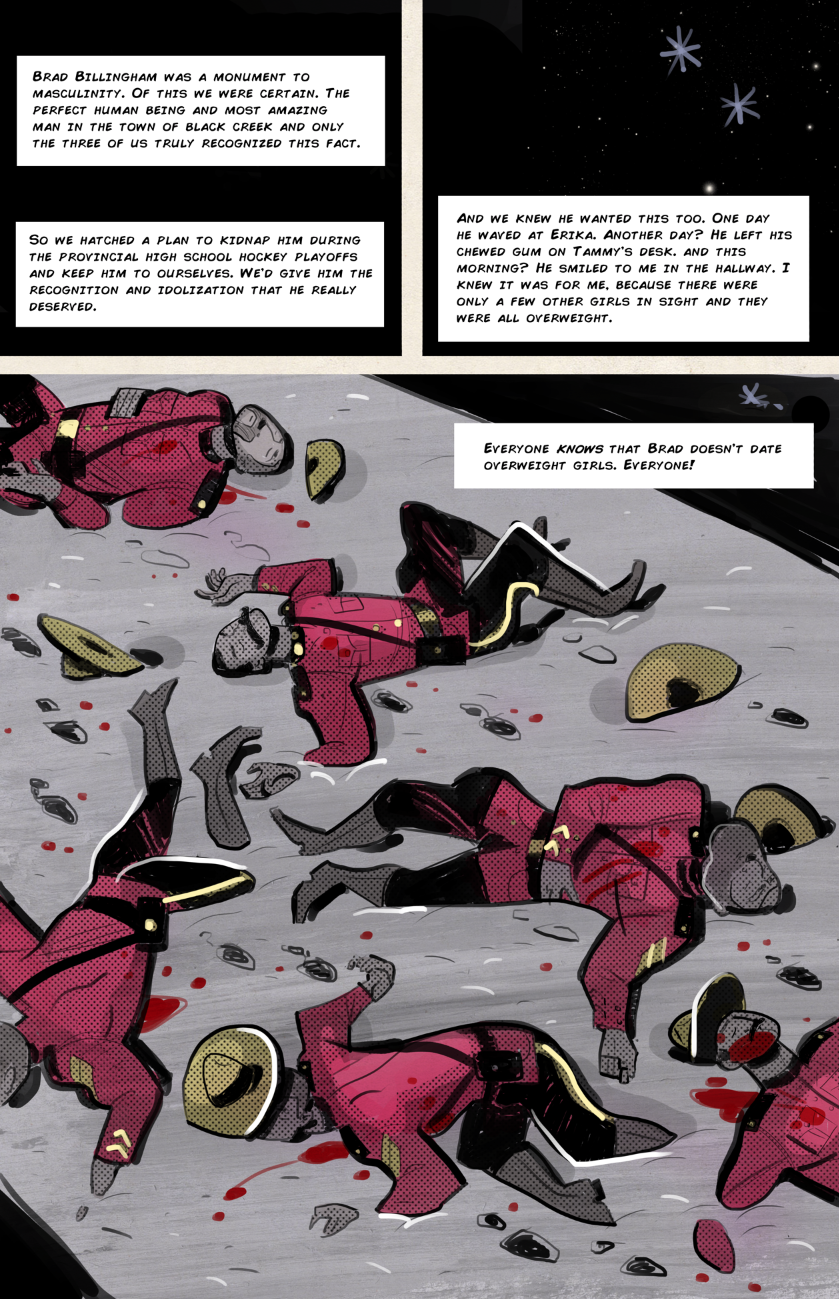 Black Creek page 1